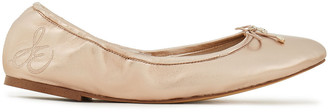 Sam Edelman Felicia Metallic Leather Ballet Flats