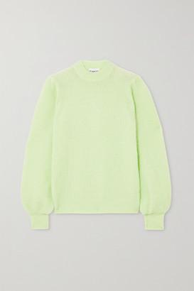 Ganni Knitted Sweater - Light green