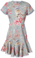 Zimmermann floral print ruffled dress