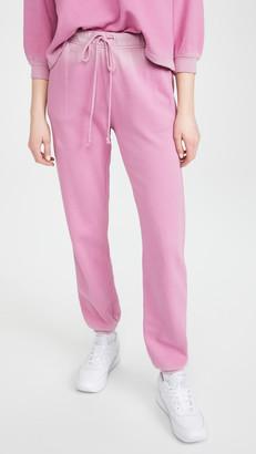 Velvet Ombre Sweatpants
