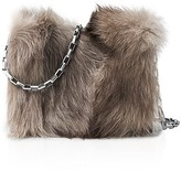 Michael Kors Small Yasmeen Fur Clutch