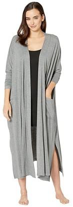 UGG Eleanor Cardigan (Grey Heather) Women's Sweater