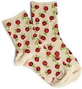 Vera Bradley Roses Socks