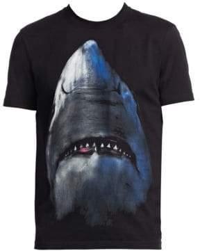 Givenchy Shark Graphic T-Shirt