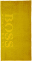 HUGO BOSS Carved Beach Towel - Sun
