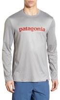 Patagonia Men's 'Capilene Daily' Base Layer Graphic T-Shirt
