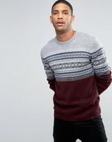 Asos Fairisle Sweater