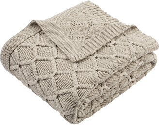 Safavieh Petal Knit Throw