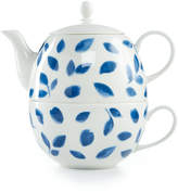 Martha Stewart Collection Stockholm Collection 3-Pc. Tea For One, Only at Macy's