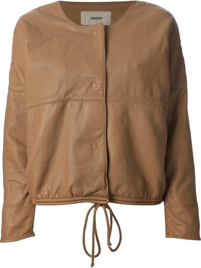 Humanoid bonded jacket