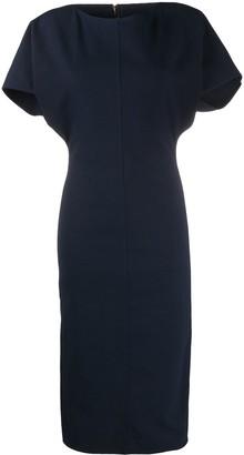 Rick Owens Fitted Side Slit Dress