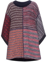 See by Chloe Patchwork Poncho