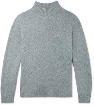 A.P.C. Wayne Wool Mock-Neck Sweater