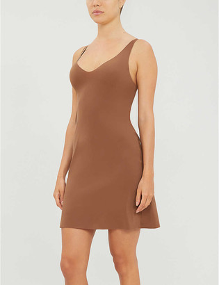 Wolford Pure stretch-woven dress