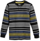 Epic Threads Little Boys' Long-Sleeve Stripe Thermal Shirt, Only at Macy's