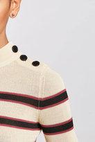 Marc Jacobs Embellished Heart Earrings