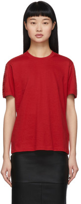 Fendi Red Forever T-Shirt