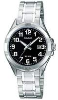 Casio Women's Collection Analogue Quartz Watch with Stainless Steel Bracelet LTP-1308PD-1BVEF