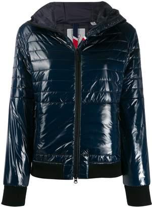 Rossignol Cyrus shiny hooded jacket
