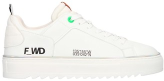 F Wd Logo trainers