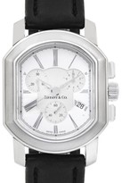 Tiffany & Co. Mark Coupe DG4546 Silver Dial Quartz Chronograph 33mm Mens Watch