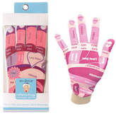 Smallflower Massage Gloves by Bath Accessories Company