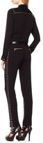 MICHAEL Michael Kors Studded Slim Pants