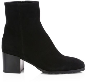 Aquatalia Cecily Suede Ankle Boots