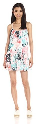 Lovers + Friends Lovers+Friends Women's Beau Floral Print Mini Dress