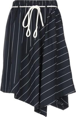 Vince Knee length skirts