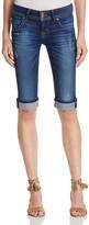 Hudson Palerme Knee Shorts in Feelings - 100% Exclusive