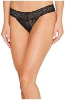 Calvin Klein Underwear Bare Lace Thong Women's Underwear