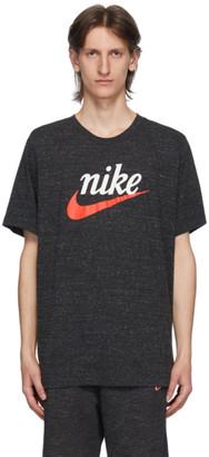 Nike Black Sportswear Heritage T-Shirt