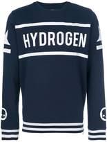 Hydrogen hockey crewneck sweatshirt