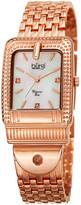 Burgi Women's Alloy Diamond Watch