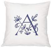 Cathy's Concepts Floral Monogram Accent Pillow