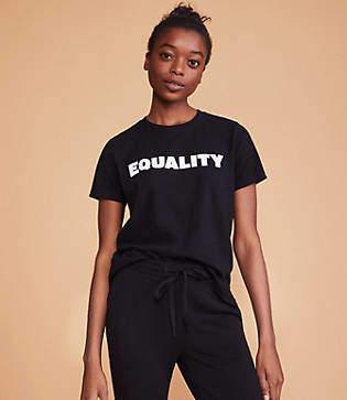 Lou & Grey Prinkshop x for HERproject Equality Tee