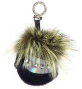MCM Astro Mink & Fox Fur Charm