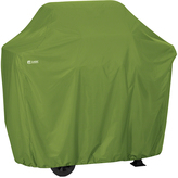 Green Barbecue Grill Cover