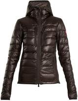 Canada Goose Hybridge hooded quilted-down jacket