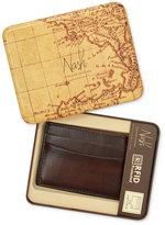Patricia Nash Men's Leather Slim Card Case