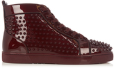 Christian Louboutin Louis Orlato spike-embellished high-top trainers