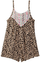 Billabong Wild Rides Mixed Print Romper (Little Girls & Big Girls)
