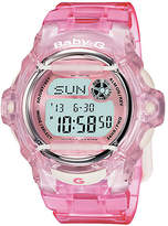 Casio Women's Baby G Pink Watch