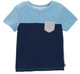 Splendid Short Sleeve Pocket Tee (Toddler Boys)