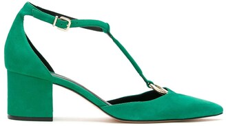 Nk Tilly suede pumps