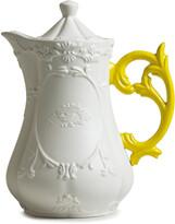 Seletti I-Wares Porcelain Teapot - Yellow