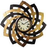 Home Source Industries Geometric Wall Clock