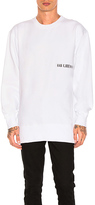 Han Kjobenhavn Muscle Crew in White. - size XL (also in )