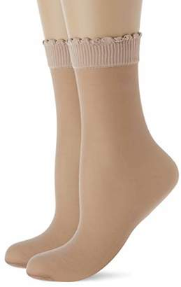 Levante Women's Matisse Airskin 150 Collant 100% Made In Italy Hold-Up Stockings, 100,(size: 4)